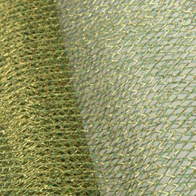 70х100см Сетка зеленая цветной металл